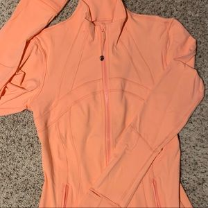 lululemon athletica Tops - Lululemon Define Jacket (color Flash Light)!